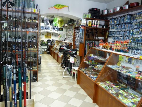 рыболовный магазин пиранья саратов